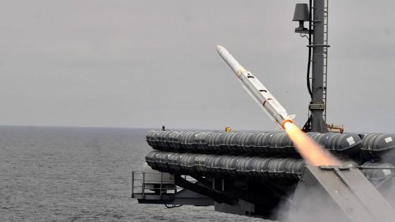 19 misiles ESSM para la Armada por 21,3 millones