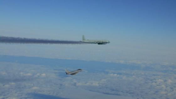 Los Eurofighter en Lituania interceptan a dos aviones rusos