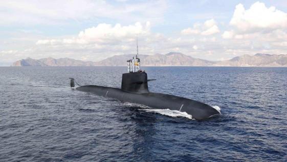 Navantia termina la ampliación del casco del primer submarino S-80