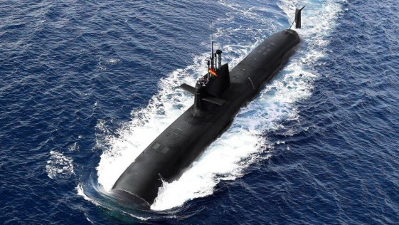 Armada Española: el submarino S-80 supera la fase de diseño