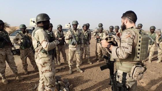 Operaciones especiales españolas en Senegal, Mauritania y Cabo Verde