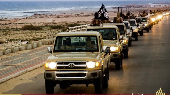 Libia: la amenaza de 3.000 carniceros del Daesh en el Mediterráneo