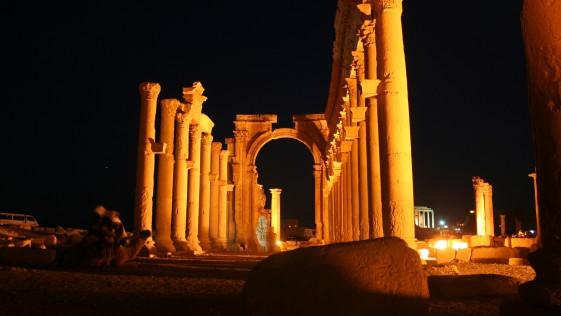 Las «otras Palmiras» que un día visité en Siria