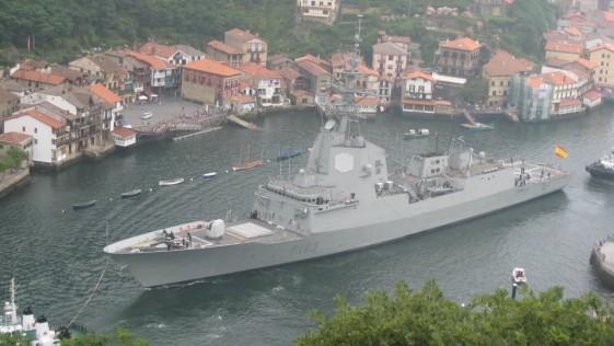 Los tres buques de la Armada que llevaron el nombre de Blas de Lezo