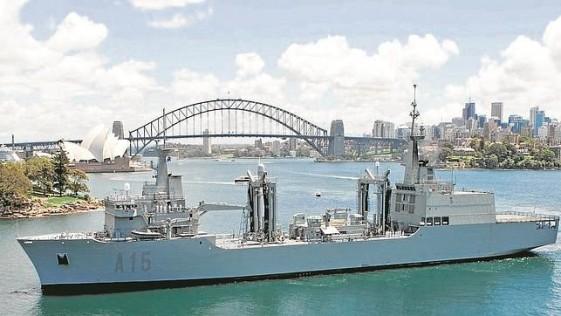 Navantia empezará los dos buques AOR para Australia en junio de 2017 en Ferrol