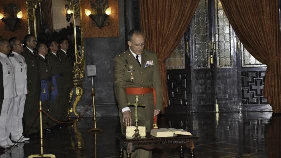 Defensa propone al general Romero Carril para liderar la misión de la ONU en Líbano