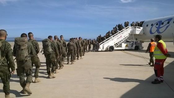 African Lion: la Legión, de maniobras en Marruecos con otros diez países
