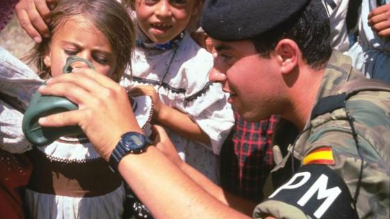 «Provide Comfort»: 25 años de la misión española en el kurdistán iraquí
