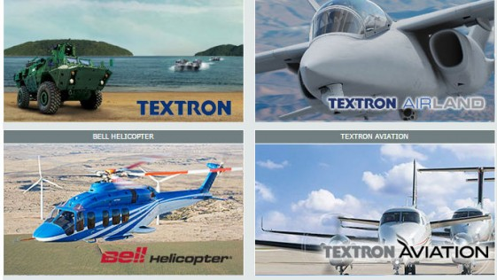 La Bolsa de Defensa: Textron, al alza con una subida del 4,19%