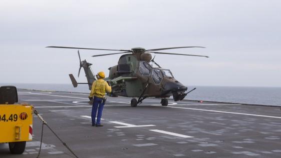 Francia, el socio militar creciente