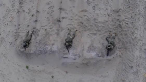 Polonia (II): el vídeo de las maniobras de la Brilat con tanques polacos