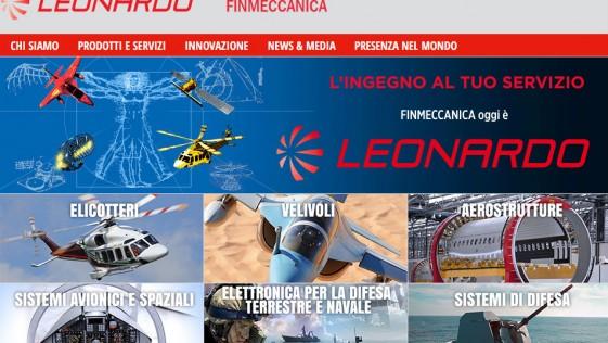 La Bolsa de Defensa: Leonardo (ex Finmeccanica) pierde un 7,15%