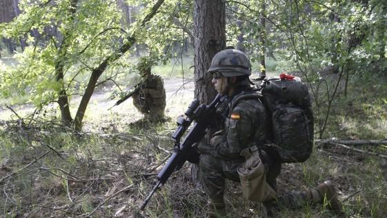 España ultima dos despliegues militares con la OTAN junto a la frontera de Rusia