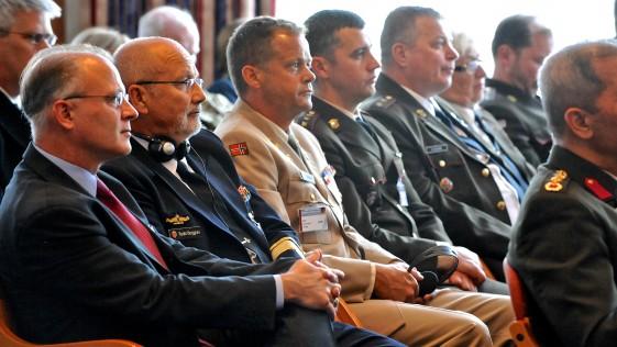 Madrid acoge en agosto el Congreso Internacional de Reservistas de la OTAN