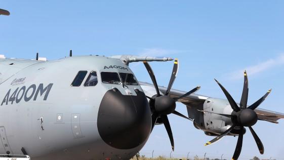La Bolsa de Defensa: Airbus sube un 7,04% esta semana