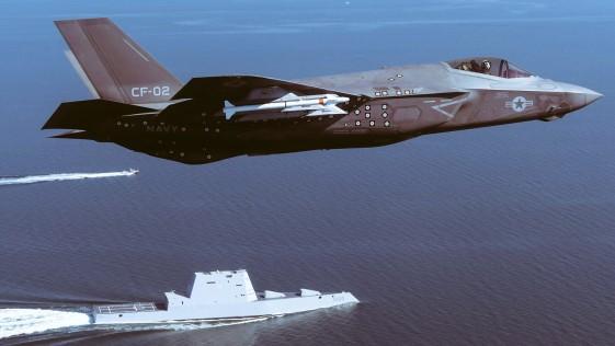 Bolsa de Defensa: subidón de Lockheed Martin del 7,20%