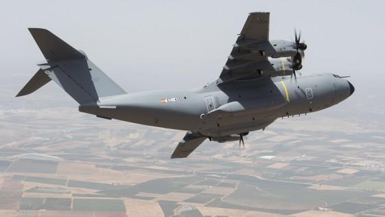 El Ejército del Aire recibirá 14 aviones A400M hasta 2022