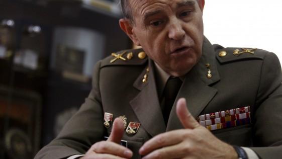 General Ballesteros: «Para un yihadista Al Andalus es siempre un objetivo posible»