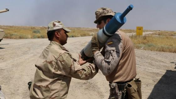 Rajoy pedirá «pronto» al Congreso aumentar de 300 a 400 los efectivos en Irak