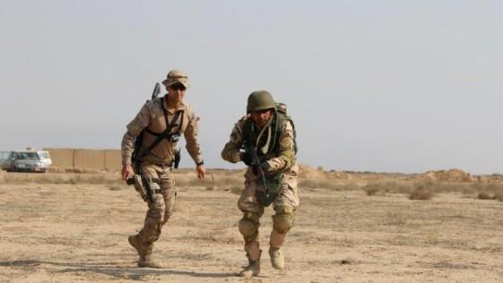 El Gobierno pedirá al Congreso el aumento de 155 efectivos en la misión en Irak