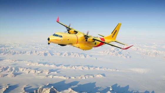 Canadá comprará 16 aviones C295W, ensamblados en la fábrica sevillana de Airbus