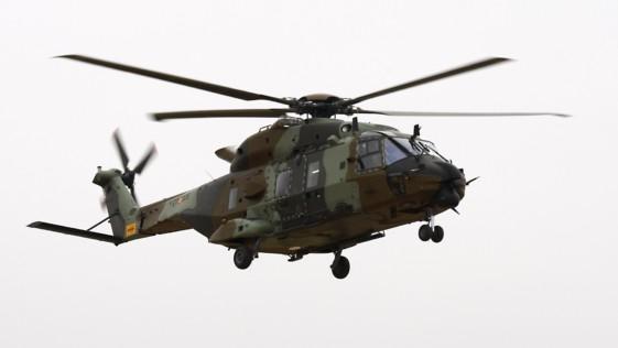 El Consejo de Ministros aprueba este viernes la compra de 23 nuevos helicópteros NH-90
