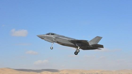 Israel ya vuela sus dos primeros cazas furtivos F-35