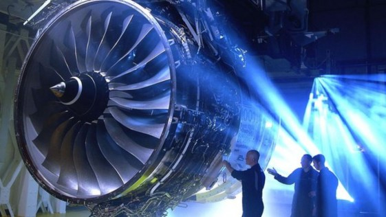 La Bolsa de Defensa: Rolls-Royce sube un 4,94%
