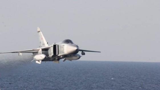 """Cazas rusos """"vigilan"""" a la fragata """"Almirante Juan de Borbón"""" en el mar Negro"""