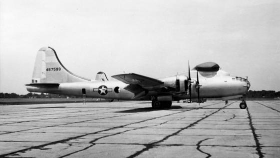 La CIA valoró en 1951 que sus aviones B-29 podrían atacar Moscú desde España