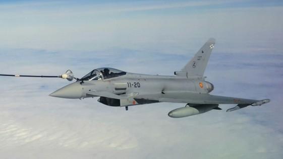 El Ejército del Aire, Red Flag y cazas Eurofighter