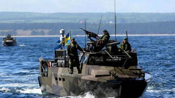 La «mili» vuelve a Suecia pero… ¿cómo es el Ejército sueco?
