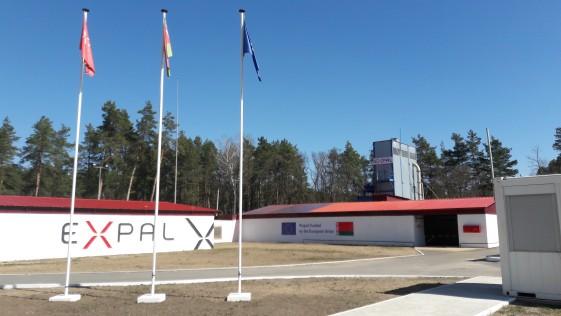 Expal concluye su «misión UE» de destrucción de 3,4 millones de minas en Bielorrusia