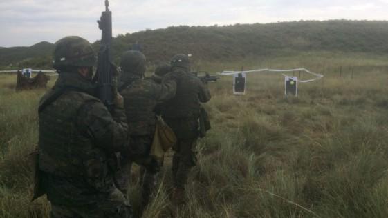El Ejército refuerza su estructura de mando en Aragón