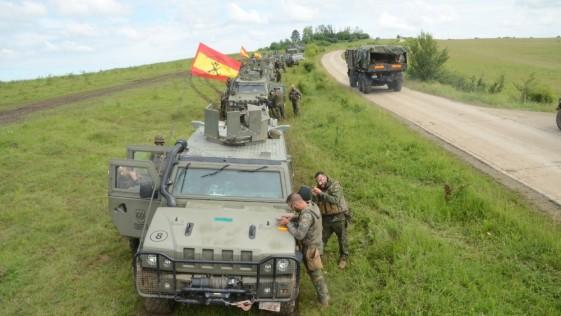 La Legión concluye sus maniobras con la OTAN en Rumanía
