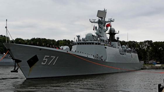 Primeras maniobras navales de Rusia y China en el estratégico Báltico