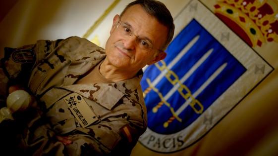 Entrevista al CMOPS: «La nueva misión en Afganistán sería para adiestrar a operaciones especiales»