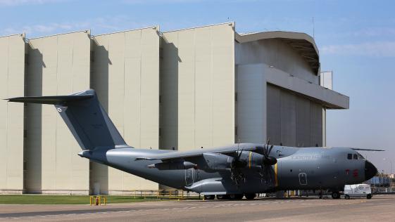 El segundo A400M incluye la capacidad de repostaje en vuelo