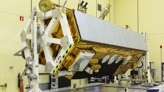 """Mensaje de Defensa: aplazado por """"razones técnicas"""" el lanzamiento del satélite Paz"""