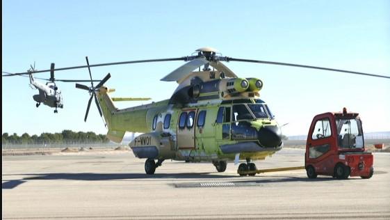 Defensa recibirá cinco nuevos helicópteros: dos Tigre, un NH-90 y dos Superpuma