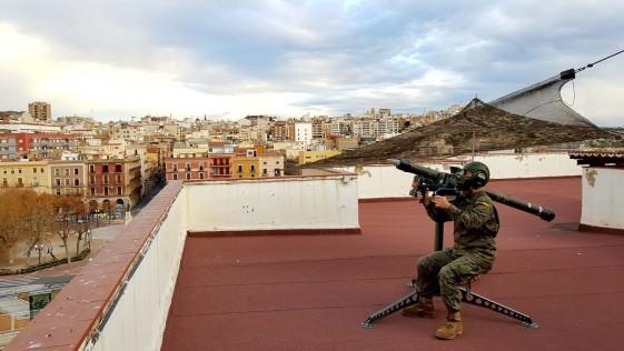El Ejército ensaya la defensa del sur de Cataluña por tierra, mar y aire