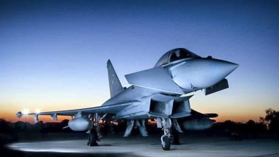 Reino Unido firma un acuerdo para ultimar la venta de 48 Eurofighter a Arabia Saudí