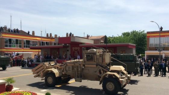 #Difas2018: Logroño acogerá el Día de las Fuerzas Armadas el 27 de mayo