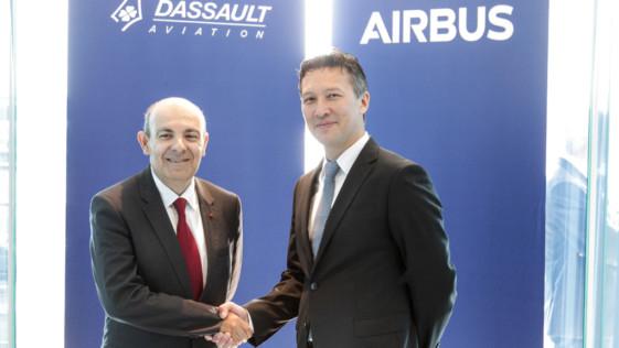 Airbus y Dassault unen fuerzas para tener un único caza europeo en 2035-2040