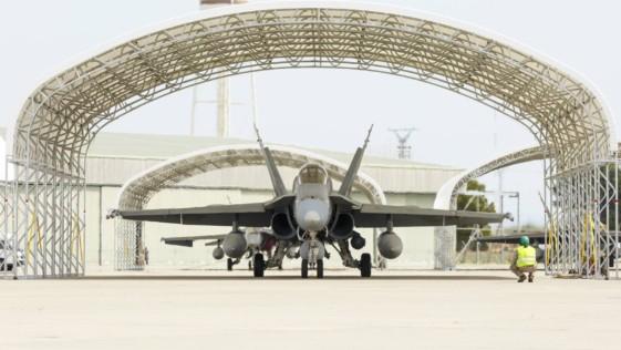 21,6 millones para mantener operativos aviones del Ejército del Aire
