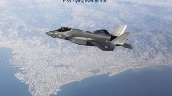 Israel, primer país que utiliza el caza F-35 en una operación de combate