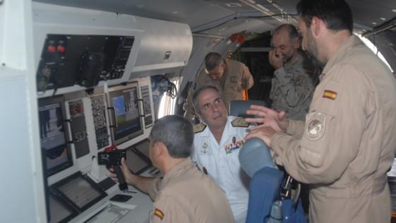 Un puesto honorífico para el vicealmirante cesado por el Consejo de Ministros