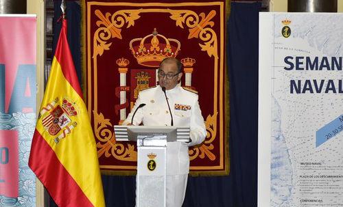 El almirante Manuel Garat (2º Ajema) será nombrado nuevo Almirante de la Flota