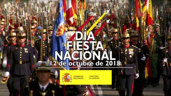Un 12 de Octubre sin campaña institucional ni «orgullo de ser español»