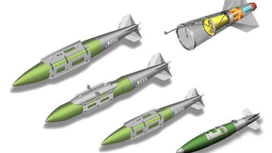 EE.UU. vende kits de bombas guiadas a países OTAN, entre ellos España